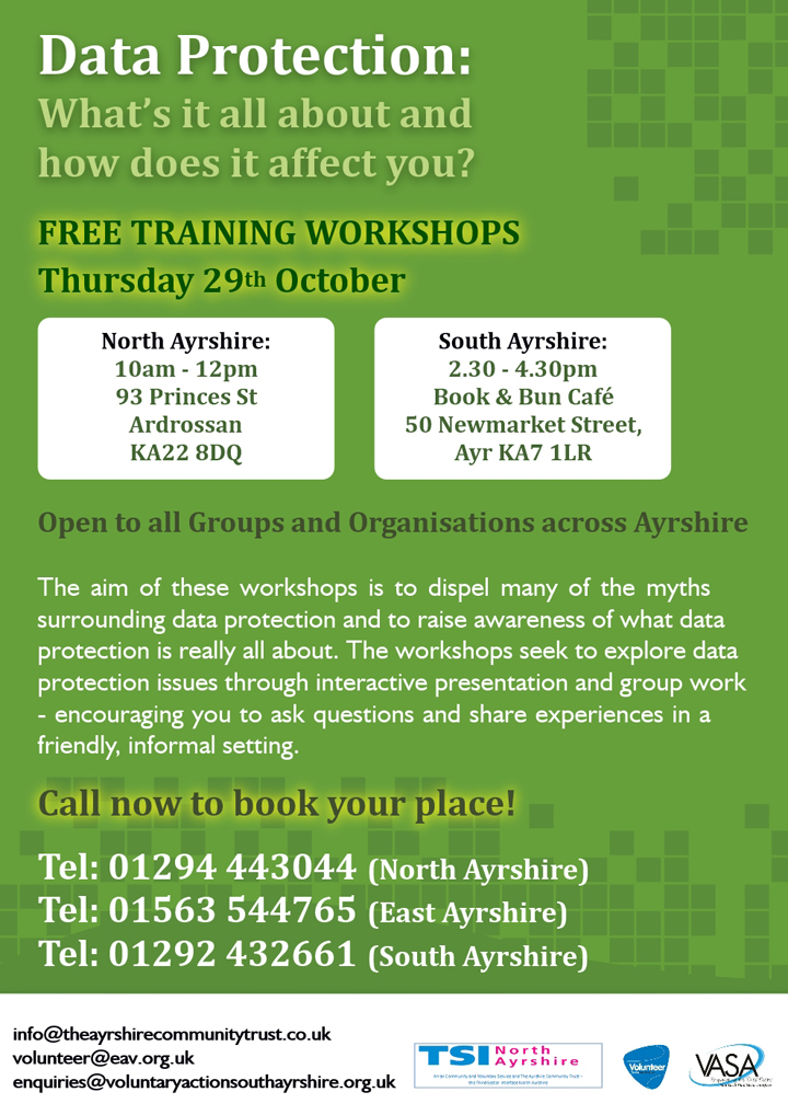 Data Protection Workshops